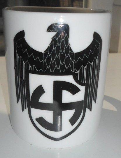 World War II Germanycup of tea #74