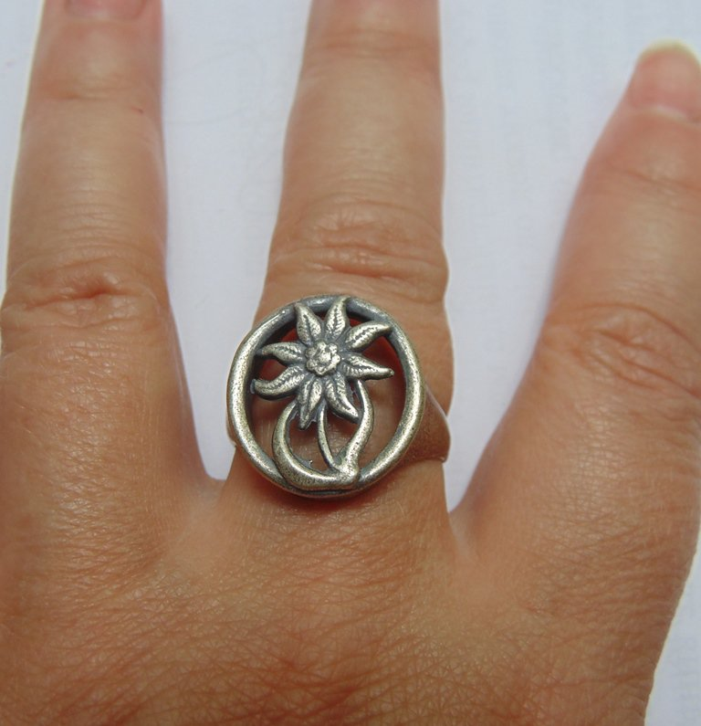 Ring EDELWEISS#42\2