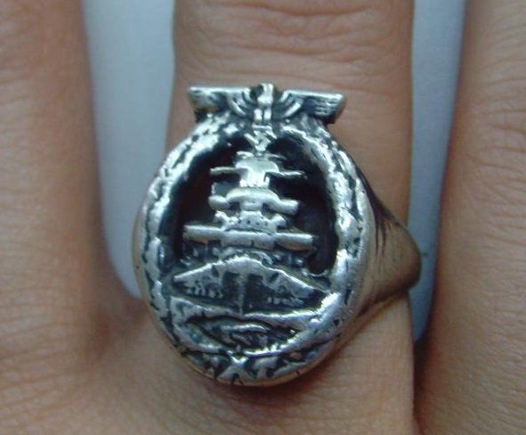 ring For further Hike  #50