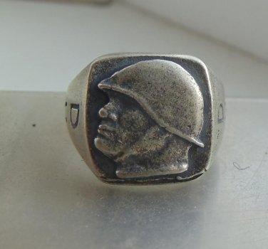 Ring DUX silver 800  #57