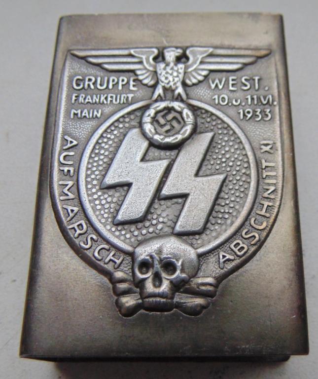 World War II matchbox  #32