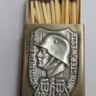 World War II matchbox  #37