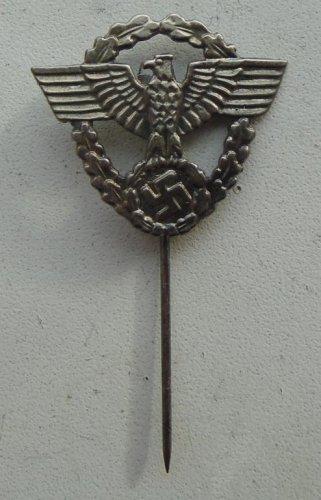WW I Frachnik Service Police  #42