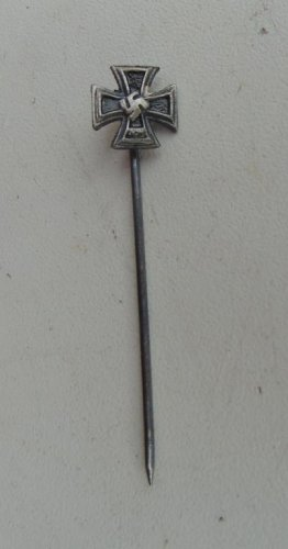 World War I Frachnik Iron Cross #55