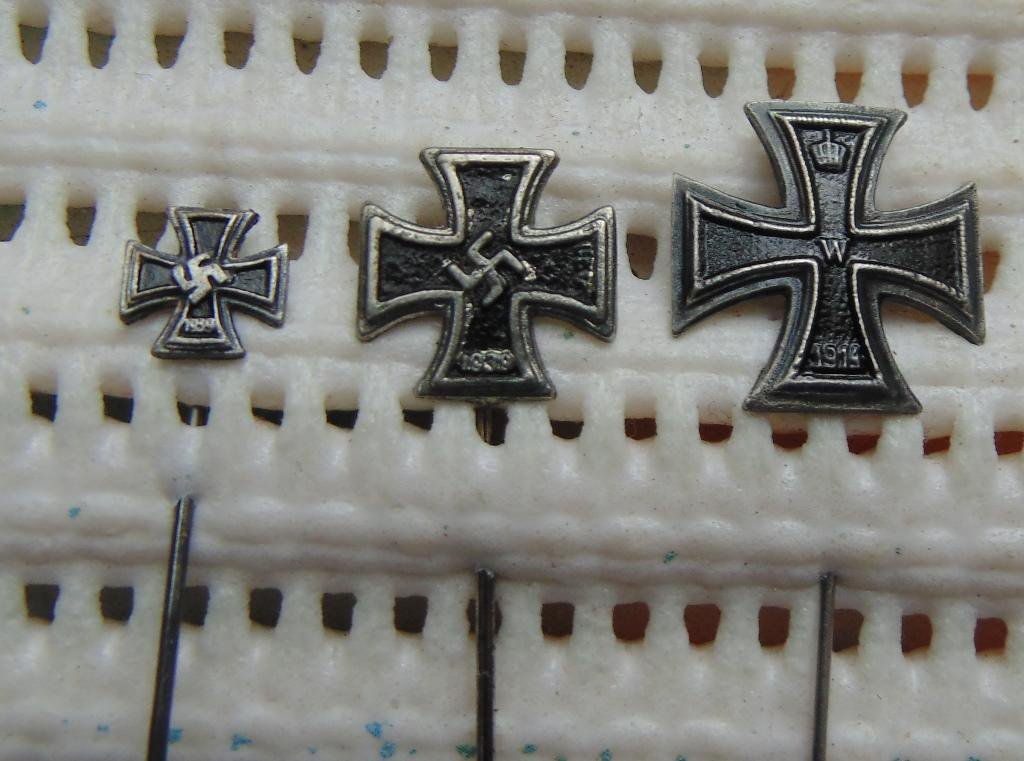 World War I Frachnik iron Cross  #8