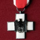 Cross for the care of the German people 3 class