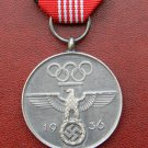 Medal for the help in the organization of the Olympics
