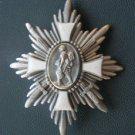 WW II THE GERMAN BADGE LW WH Honorary Field sign of II degree