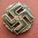 Badge of Honor 1925 in the field of bronze