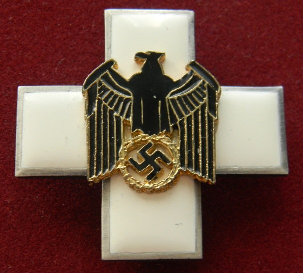 Honorary Cross for the care of the German people, 2 class