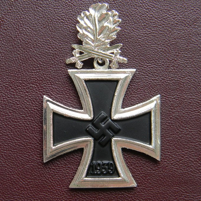 Iron Cross with Oak Leaves and Swords