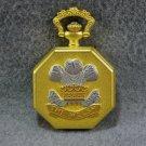 CLOCK PREIUM Wales REGIMENT