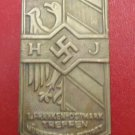 WW II THE GERMAN BADGE LW WH FRANKEN-OSTMARK TREFFEN NRNBERG