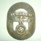 WW II THE GERMAN BADGE LW WH motorstaffel III / 118