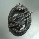 WW II THE GERMAN BADGE LW WH sign of the  Parachutist