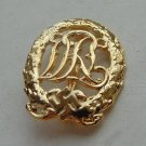 WW II THE GERMAN BADGE LW WH sign DRL German sports leagues. gilding