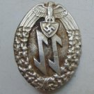 WW II THE GERMAN BADGE LW WH Sign