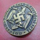 WW II THE GERMAN BADGE LW WH Sign Breslau, Germany 1938