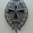 WW II THE GERMAN BADGE LW WH Sign Hesse defense battalion WOLF