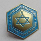 WW II THE GERMAN BADGE LW WH Sign of the Jewish getto police.
