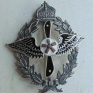WW II THE GERMAN BADGE LW WH Sign of the pilot. P.M.V. Prussia