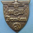 WW II THE GERMAN BADGE LW WH SIGN sports competitions