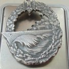 WW II THE GERMAN BADGE LW WH Sign team member destroyer.