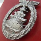 WW II THE GERMAN BADGE LW WH For further sign of the campaign.