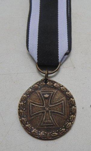WWII THE GERMAN BADGE  Medal Weltkrieg 1914-1918