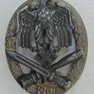 WWII THE GERMAN BADGE  Badge for participation in the 25 assault attack