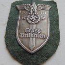 BADGE  Sleeve board Grossbritannien 1940