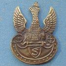 WWII THE GERMAN BADGE EAGLE badge