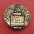 WW II THE GERMAN BADGE Memorable German icon 1933