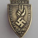 WWII THE GERMAN BADGE  Memorable sign