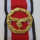 WWII THE GERMAN BADGE  Honorary