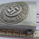 WWII THE GERMAN BADGE  Belt buckle for the rank and file of the police