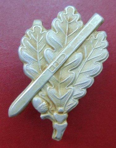 WWII THE GERMAN BADGE Logo rangers  Ski battalions.
