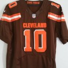 Cleveland Browns football jerseys Robert Griffin III Elite Stitched 2016   XL-48
