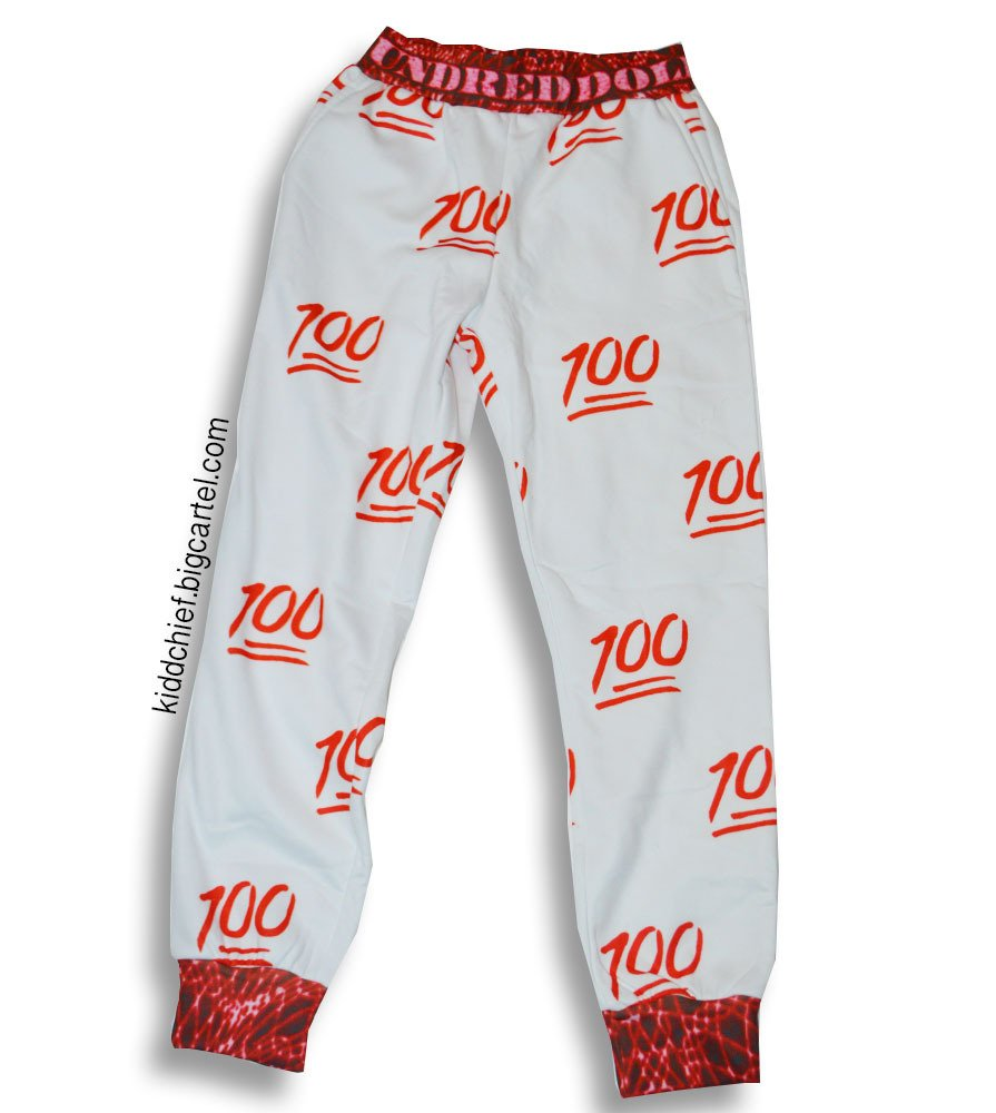 100 Emoji Joggers * Now Available SALE *