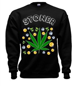 Stoner Child SweatShirt Crewneck * COLOR *