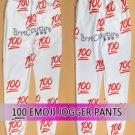 FlameDat Emoji 100 Joggers II