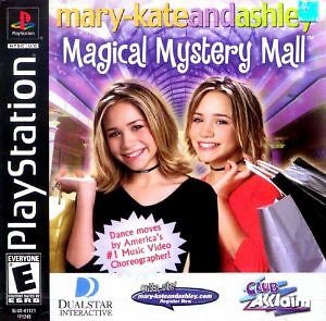 Mary-Kate and Ashley: Magical Mystery Mall (Sony PlayStation 1, 2000)