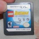 Nintendo DS LEGO Batman: (2008) cartridge only