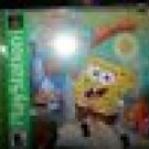 PlayStation 1 Songbob Square Pants Game