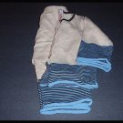 Infant Boys 2Piece Soft Taupe Pant Set by Malina Size 3 6 Months