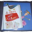 A Story With Pictures (Hardcover) Book By Barbara Kanninen