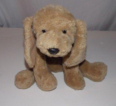 43c3e435a362 Gund Puddles Brown Puppy Dog Plush Stuffed Animal 14