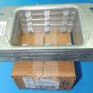 NEW Thomas & Betts T&B Steel City Rectangle 3GC Three Gang Box Cover 5 ea  USA