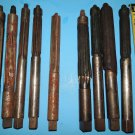 Vintage Expansion Reamers Morse Taper Cleveland 9 pieces USA