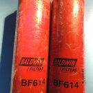 Baldwin BF614 Spin on Diesel Fuel Filters replaces Caterpillar 1R0712 Lot 2 USA